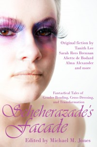 Scheherazade's Facade cover - click to view full size