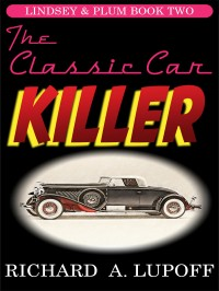 The Classic Car Killer cover