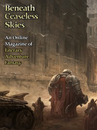 Beneath Ceaseless Skies Issue #120 cover - click to view full size