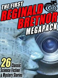The First Reginald Bretnor Megapack cover - click to view full size