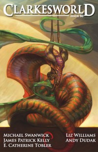 Clarkesworld Magazine – Issue 80 cover - click to view full size