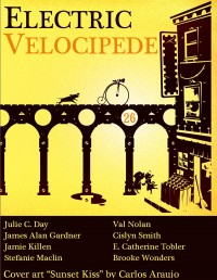 Electric Velocipede issue 26 cover - click to view full size