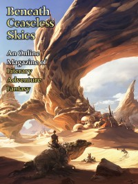 Beneath Ceaseless Skies Issue #122 cover - click to view full size