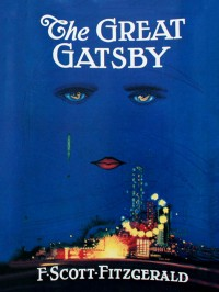 The Great Gatsby cover - click to view full size