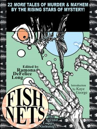 Fish Nets: The Second Guppy Anthology cover - click to view full size