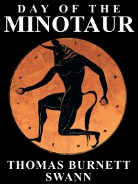 Day of the Minotaur cover - click to view full size