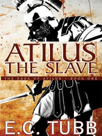 Atilus the Slave cover - click to view full size