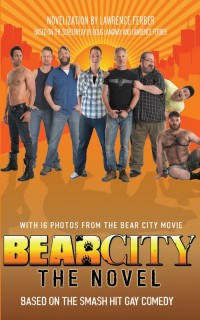 BearCity: The Novel cover - click to view full size