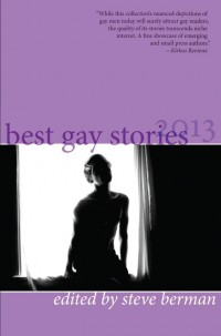 Best Gay Stories 2013 cover - click to view full size