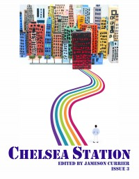 Chelsea Station: Issue 3 cover - click to view full size