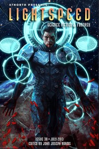 Lightspeed Magazine Issue 38 cover - click to view full size