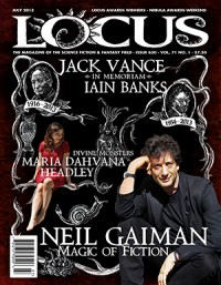 Locus July 2013 (#630) cover - click to view full size