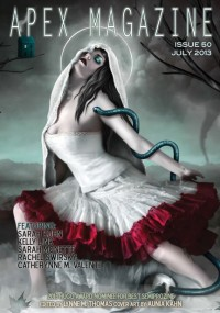 Apex Magazine Issue 50 cover - click to view full size