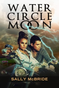 Water, Circle, and Moon cover - click to view full size