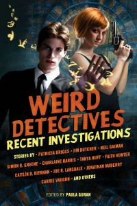 Weird Detectives: Recent Investigations cover - click to view full size