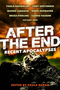 After the End: Recent Apocalypses cover - click to view full size