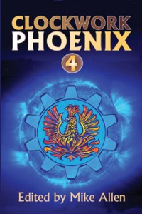 Clockwork Phoenix 4 cover - click to view full size