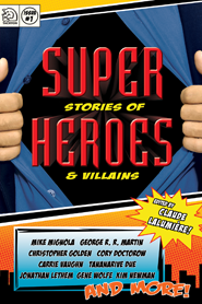 Super Stories of Heroes and Villains cover - click to view full size