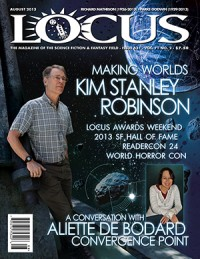 Locus August 2013 (#631) cover - click to view full size