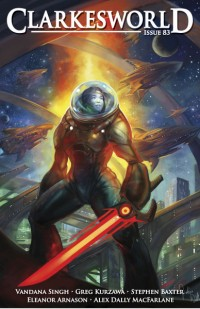 Clarkesworld Magazine – Issue 83 cover - click to view full size