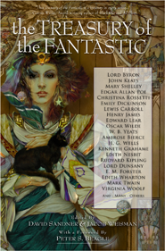 The Treasury of the Fantastic cover - click to view full size