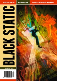Black Static #35 cover - click to view full size