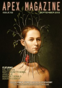 Apex Magazine Issue 52 cover - click to view full size