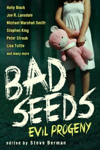 Bad Seeds: Evil Progeny cover - click to view full size