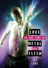 Love in the Time of Metal and Flesh cover - click to view full size