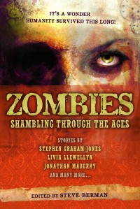 Zombies: Shambling Through the Ages cover - click to view full size
