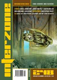 Interzone #248 cover - click to view full size