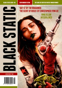 Black Static #36 cover - click to view full size