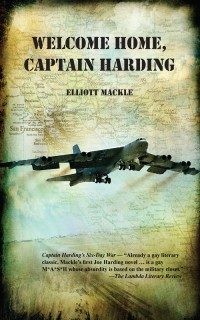 Welcome Home, Captain Harding cover - click to view full size