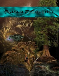 Plasma Frequency Magazine – Issue 1 cover - click to view full size