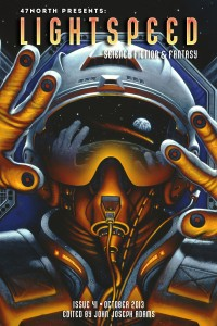 Lightspeed Magazine Issue 41 cover - click to view full size