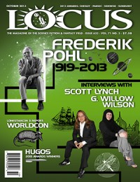 Locus October 2013 (#633) cover - click to view full size