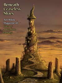 Beneath Ceaseless Skies Issue #132 cover - click to view full size