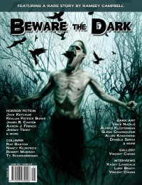 Beware the Dark – Issue 1 cover - click to view full size