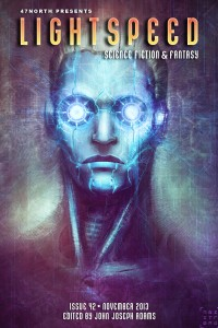 Lightspeed Magazine Issue 42 cover - click to view full size