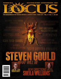 Locus November 2013 (#634) cover - click to view full size