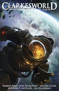 Clarkesworld Magazine – Issue 86 cover - click to view full size