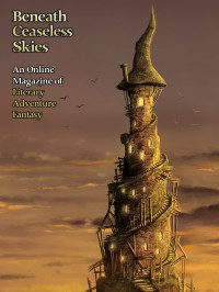Beneath Ceaseless Skies Issue #134 cover - click to view full size
