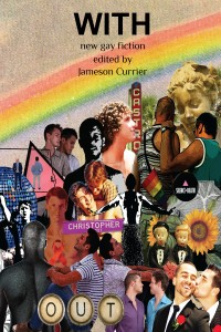 With: New Gay Fiction cover - click to view full size