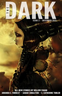 The Dark Issue 2 cover - click to view full size