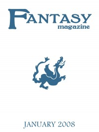 Fantasy Magazine, Issue 10 cover - click to view full size