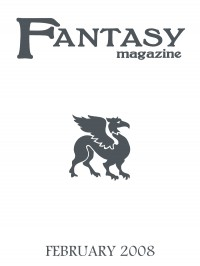 Fantasy Magazine, Issue 11 cover - click to view full size