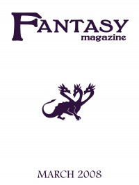 Fantasy Magazine, Issue 12 cover - click to view full size