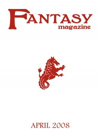 Fantasy Magazine, Issue 13 cover - click to view full size
