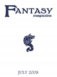 Fantasy Magazine, Issue 16 cover - click to view full size
