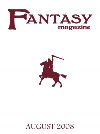 Fantasy Magazine, Issue 17 cover - click to view full size